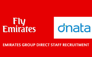 Emirates-Group new jobs opening