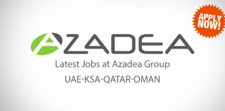 Latest Jobs at Azadea Group new jobs opening