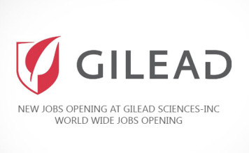 New-jobs-Opening-at-Gilead-Sciences