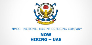Now-Hiring-NMDC-National-Marine-Dredging-Company- newjobsopening