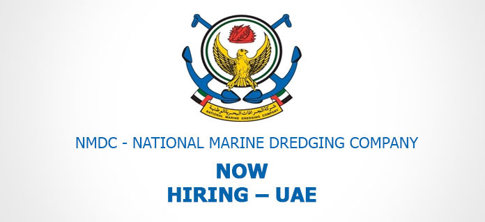 Jobs Hiring Now NMDC-National Marine Company UAE