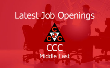 Latest Job Openings at CCC – Middle East - newjobsopening