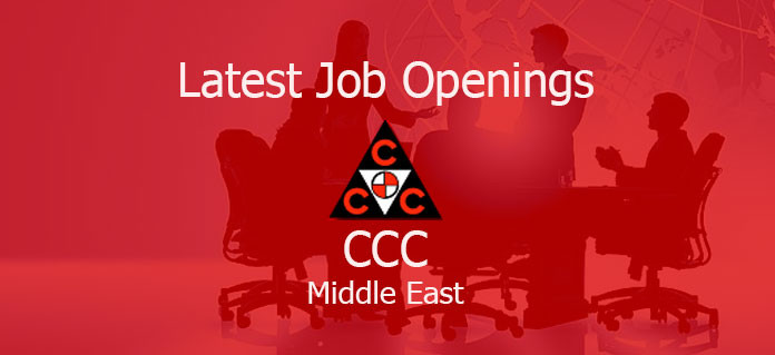 Image result for Job Vacancies in CCC