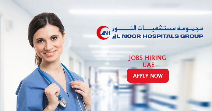 Jobs Hiring UAE - Noor Hospital