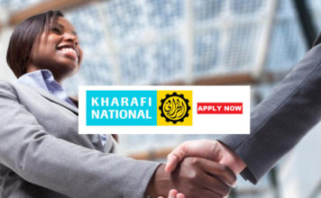 new jobs at Kharafi National Recruiting