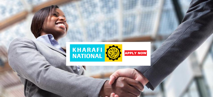 Kharafi National Recruiting Now - New Jobs Opening