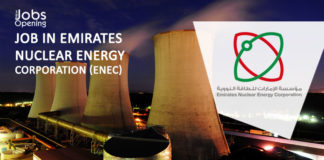 Newjobsopening.com | Job in Emirates Nuclear Energy Corporation (ENEC) | New Jobs opening is a complete job portal for jobs in all countries especially in gulf & middle east. Find latest jobs from all reputed companies & apply for online jobs in middle east.