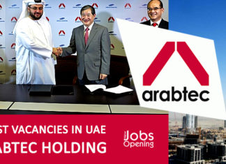newjobsopening-latest-vacancies-in-uae-arabtec-holding, New Jobs Opening is a complete job portal for jobs in all countries especially in gulf & middle east. Find latest jobs from all reputed companies & apply for online jobs in middle east. As a leading construction company in the UAE, Arabtec's major commitment is to build on experience and to expand using our capabilities