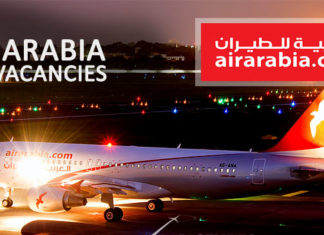 air-arabia-job-vacancies, New Jobs opening is a complete job portal for jobs in all countries especially in gulf & middle east. Find latest jobs from all reputed companies & apply for online jobs in middle east.