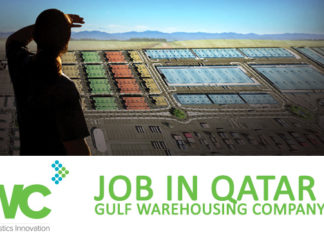 Job In Qatar at Gulf Warehousing Company GWC