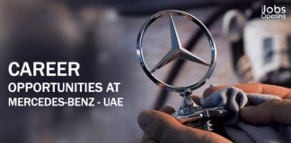 Career Opportunities at Mercedes-Benz – UAE
