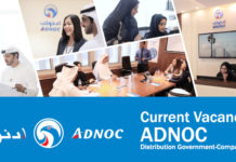 Current Vacancies | Jobs-ADNOC Distribution Government-Company UAE