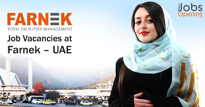 Job Vacancies at Farnek – UAE | Now Hiring | Find a job ...