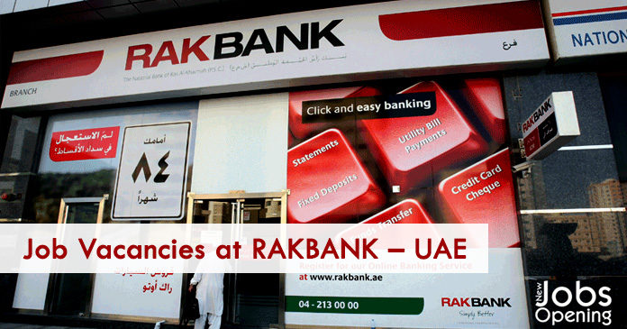 Job-Vacancies-at-RAKBANK–UAE