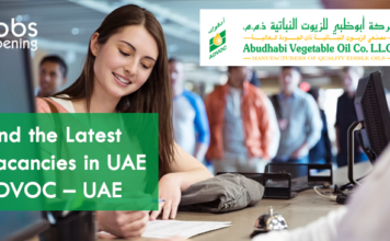 Find the Latest Vacancies in UAE | ADVOC – Job in UAE