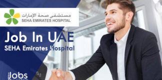 Job In UAE | SEHA Emirates Hospital Jobs – UAE | Hospital Job UAE