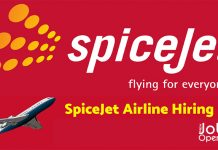 Spicejet Job hiring. New Jobs opening is a complete job portal for jobs in all countries especially in gulf & middle east.